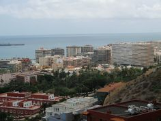 CANARIAS  FOTOS   Canary Islands Photos: Arquitectura ...Las Palmas de Gran Canaria ..Vista...