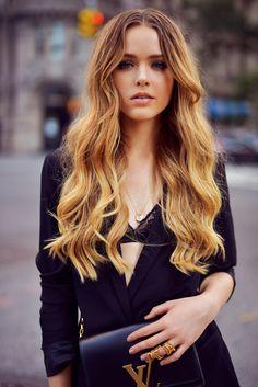 Kristina Bazan nous conte son aventure de blogueuse dans son livre On-The-Go ! * Chloé Fashion & Lifestyle