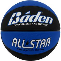 All-Star™ Deluxe Rubber Basketball