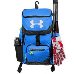Under Armour Closer BaseballSoftball Backpack Bag >>> Visit the image link more details.