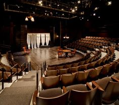American Players Theatre, Schuler Shook Theatre Planners