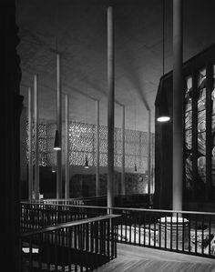 Peter Zumthor's Kolumba Art Museum of the Cologne Archdiocese, built on the site of the late gothic Saint Kolumba Church