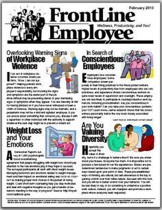 http://workplacenewsletters.com/newsletters/employee-wellness-newsletter-eap.html