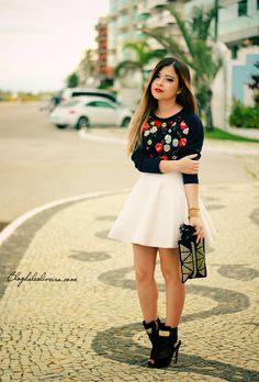 NO LOOK PKS GIRL - Ligada na Moda