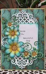 Image result for heartfelt creations peacock images
