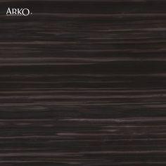 "Serie Praga - Colección Capital - Mármol brillante - Color Noci - 30 x 90 cm · 11 13/16 x 35 3/8"""