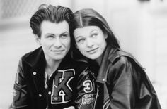 Christian Slater and Milla Jovovich in Kuffs