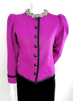 Saint Laurent Rive Gauche Vintage Suit