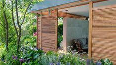 Chris Beardshaw's Morgan Stanley Garden for the NSPCC has won gold and the Best Show garden at the RHS Chelsea Flower Show Garden Show, Home And Garden, Garden Pavillion, Chelsea Flower Show 2018, Welcome To Yorkshire, Rhs Hampton Court, Woodland Plants, Chelsea Garden, Garden Buildings
