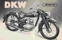 DKW RT 125 Ad