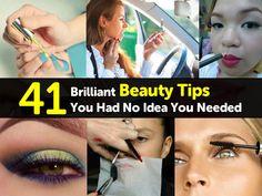 Conseils de beauté