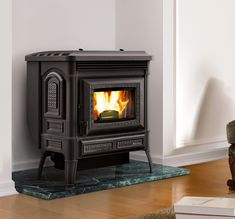 Wonderful Pictures cast iron Pellet Stove Popular Pellet stove tops are a great way to save money whilst keeping heated through those lazy cold months at home. Wood Pellet Stoves, Cast Iron Stove, Wood Pellets, Heat Exchanger, Wonderful Picture, Hearth, Foyer, Tiny House, It Cast