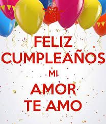 Image result for cumpleaños feliz amor