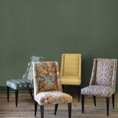 eclectic upholstery fabric by Robert Allen Design