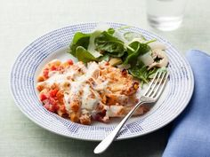 Get Rachael Ray's Scuderi Kids' Fast, Fake-Baked Ziti Recipe from Food Network