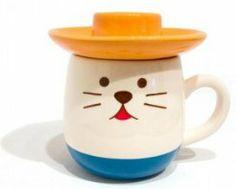 """Sombrero Cat"" Mug (Japan)"