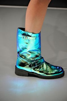 Blumarine Fall/Winter 2012 Boots    I NEED THESE!!!!!!!!