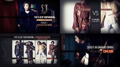 ■ 2013. 9. ■ ------------------------------------------------------ ST LeeMiSook 브랜드론칭 방송. Trench Jacket Collection소개. (No Sound)