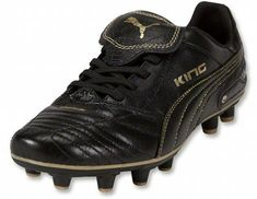 Puma King Finale Special - Black / Gold - 2011