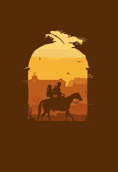 The Last of Us Fan Art - By Brandon Meier #TheLastofUs: