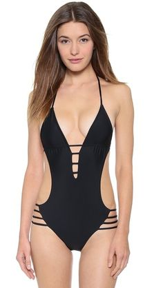 Tori Praver Swimwear Agave One Piece Swimsuit | SHOPBOP
