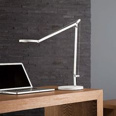 The Demetra LED Table Lamp was designed by Naoto Fukasawa for Artemide. The LED Table Lamp Demetra by Artemide delights us with its high degree of innovation, Led Wall Lamp, Led Desk Lamp, Naoto Fukasawa, Italian Lighting, White Table Lamp, Table Lamps, Desk Light, Luz Led, Contemporary Design