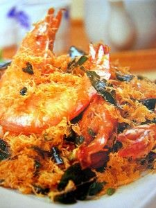 How to make butter prawn? Here are 6 steps. Follow me step by step.  http://ahacooking.com/6-steps-to-make-butter-prawn/