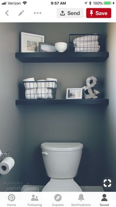 Looking for half bathroom ideas? Take a look at our pick of the best half bathroom design ideas to inspire you before you start redecorating. Half bath decor, Half bathroom remodel, Small guest bathrooms and Small half baths Bad Inspiration, Bathroom Inspiration, Bathroom Ideas, Bathroom Makeovers, Bathroom Plants, Bathroom Designs, Bathroom Renovations, Budget Bathroom, Cheap Bathroom Makeover