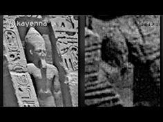 INCREDIBILE!!! Statue degli dei egiziani su Marte. foto Nasa Reali - Guardalo