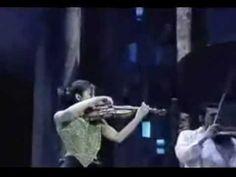 Vanessa Mae toca Vivaldi - Storm... simplesmente maravilhoso!!
