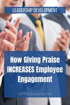 Leadership Development, Personal Development, Business Entrepreneur, Business Tips, Best Workplace, Employee Retention, How To Improve Relationship, Improve Productivity, Positive Reinforcement