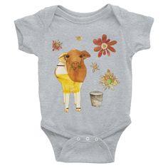 Dairy Cow - Infant Onesies
