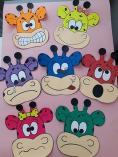 Board Decoration, Class Decoration, School Decorations, Emotions Preschool, Preschool Activities, Art For Kids, Crafts For Kids, Classroom Themes, Teaching Art