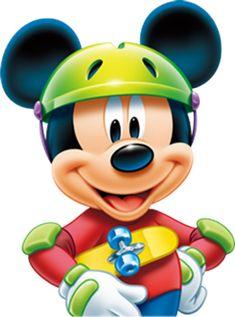 Resultado de imagen para mickey skate