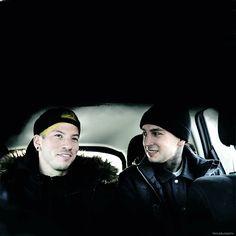 Tyler Joseph and Josh Dun- Twenty Øne Piløts