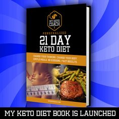 Keto diet plan is now available! Easy Keto diet recipes, keto tips and tricks, how to do keto correctly, every book is customized to the buyer! http://myketocoach.com/personalized-keto-diet-plan/