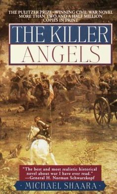 This book covers the battle of Gettysburg. I am not really a Civil War buff by any means, but the way Michael Shaara develops the characters and the story is so compelling. This is definitely one of my favorite books of all time.