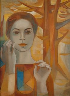 Lucy Tejeda, La ceiba dorada 1958