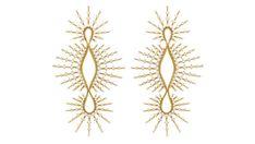 FERNANDO JORGE 18k Gold Clarity Earrings (=)