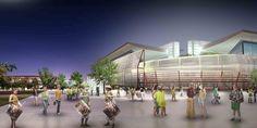 Arena Cuiabá Brings Energy Efficiency to the 2014 FIFA World Cup // Inhabitat
