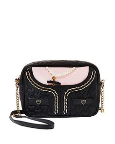 BE MY BABY KITCH SHOULDER BAG