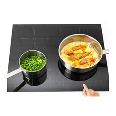 TYDLIG Table cuisson induction/booster - IKEA