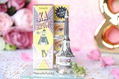 Voici une revue complète sur le gel crème coloration sourcils Ka-BROW de chez Benefit. Pour avoir des sourcils au top ! Disponible sur le site de Sephora.fr