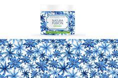 Packaging design, patterns for tea flavors. on Behance