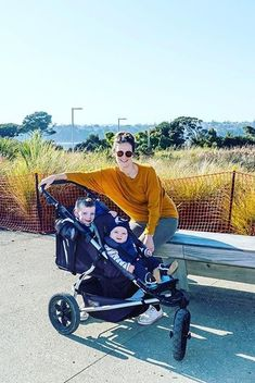 Plus one is the best stroller for a growing family.