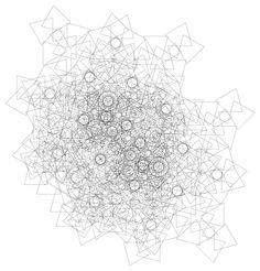 Mathematica renderings by Antonio Marquez-Raygoza  (oftenpaper.net)