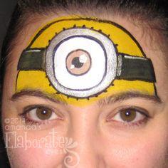 Boy Face Painting Designs | Amanda's Elaborate Eyes Face & Body ...