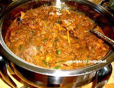 Taste of Nepal: Nepali Goat Curry - (नेपालि खसी-बोकाको-मासु)