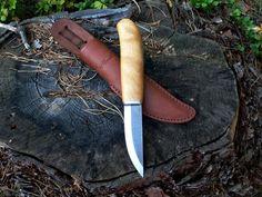 Huimo Roselli Pukko Knife