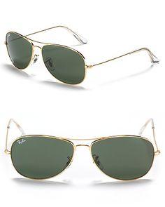 Ray-Ban New Classic Aviator Sunglasses | Bloomingdale's
